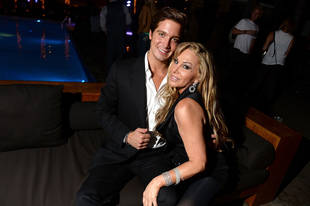 Who's Sending Adrienne Maloof Flowers? (PHOTO)