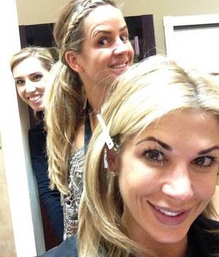 Alexis Bellino Gets Hair Extensions — See Her New 'Do (PHOTO)