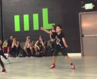 Young Boy's Dance Routine to Lady Gaga's 'Applause' is Everything (VIDEO)