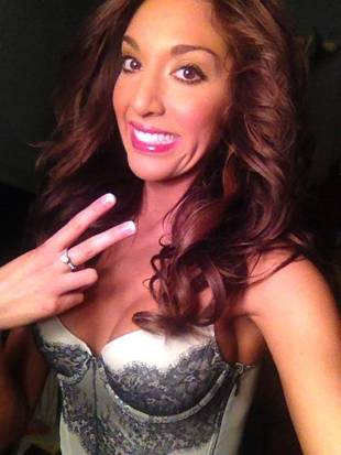 Farrah Abraham Laughs in the Face of Her Haters: I Drive a Tesla and Live in a Mansion!