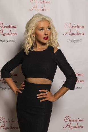 Christina Aguilera Talks Weight Loss: I Will Never Put Working Out Before My Son