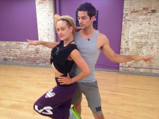 Dancing With the Stars 2013: Brant Daugherty and Peta Murgatroyd 's Week 3 Foxtrot (VIDEO)