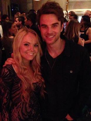 Vampire Diaries' Nathaniel Buzolic Spotted With The Voice's Danielle Bradbery! (PHOTO)
