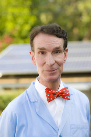 Dancing With the Stars' Bill Nye Cast on The Big Bang Theory
