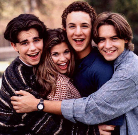 Boy Meets World Cast Reunites to Share Memories on Good Morning America