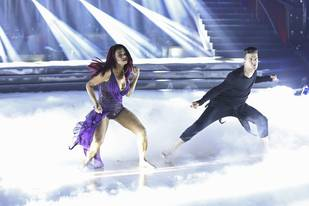 Dancing With the Stars 2013: Christina Milian and Mark Ballas's Week 5 Cha-Cha-Cha  (VIDEO)