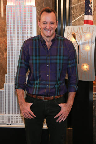 The Chew's Clinton Kelly Shares His Secrets For Healthier Snacks — Exclusive