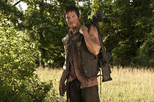 Daryl Dixon: 5 Reasons the Walking Dead Hottie Is TV's Most Compelling Character Right Now