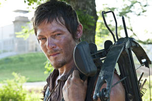 Daryl Dixon's Life Lessons: A Walking Dead Survival Guide