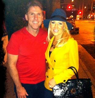 Gretchen Rossi Is Besties With Bestselling Author Nicholas Sparks! (PHOTO)