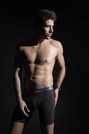 Arie Luyendyk, Jr. in His Underwear: You're Welcome! Exclusive Pics