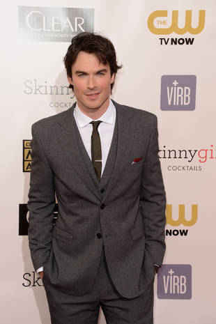 Ian Somerhalder Reveals Crazy Fan Attack: He Was Choked at Comic-Con in a Bathroom!