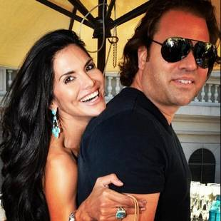 "Joyce Giraud Tweets Photo with ""Soul Mate and Best Friend"" — So Cute!"