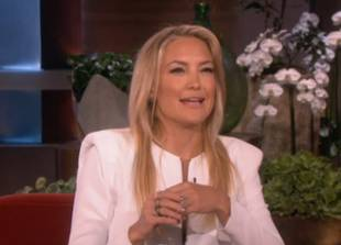 Kate Hudson on Son Ryder: He Pressures Me to Get Married