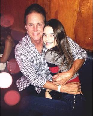 Kendall Jenner Standing By Dad Bruce Amid Separation