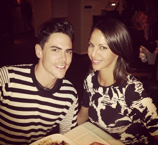 Vanderpump Rules Stars Kristen Doute and Tom Sandoval's Adorable Date Night (PHOTO)