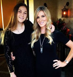 Lauri Peterson Wishes Daughter Sophie a Sweet Sixteen (PHOTO)