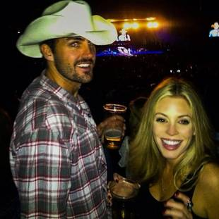 Lauri Peterson's Daughter Partied at a Jason Aldean Concert! (PHOTO)