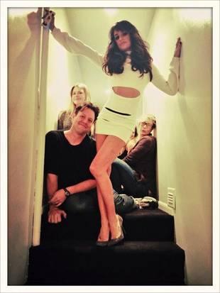 Lea Michele's Album Cover Shoot: Glee Star Looks Super-slim! (PHOTOS)