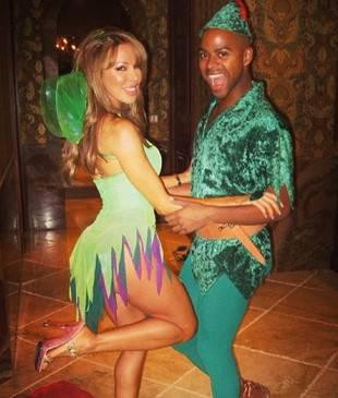 Lisa Hochstein Posts Scandalous Halloween Throwback Photo