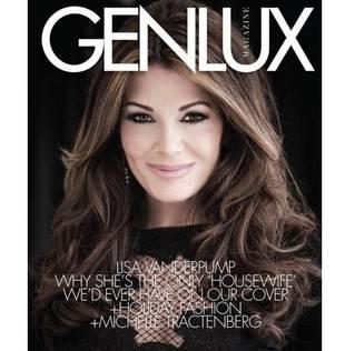 Lisa Vanderpump Stuns on Cover of Genlux Magazine (PHOTO)
