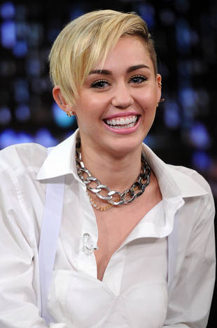 "Miley Cyrus: Kanye West Thinks I'm ""The S—t""!"