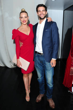 "Peta Murgatroyd Not Dating Brant Daugherty: Dancing With the Stars Partners ""Just Friends"""