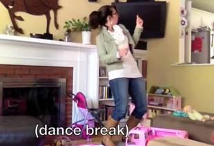 """I Quit"" Video Parody By Mom Strikes a Familiar Chord (VIDEO)"