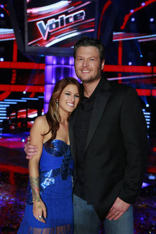 Blake Shelton Makes Cameo on Cassadee Pope's Docu-Series, Frame By Frame (VIDEO)