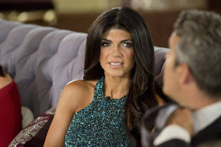 "Teresa Giudice Says She's Changed: ""Old Table-Flipping Teresa Is Long Gone"""