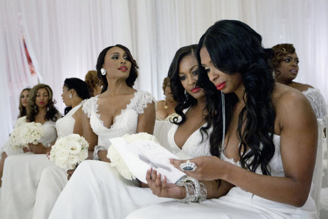 Cynthia Bailey Reveals Why Kenya Moore Wasn't at NeNe's Wedding