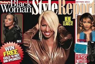 NeNe Leakes Gives Sneak Peek at Her Clothing Line (PHOTO)