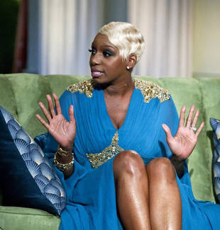 NeNe Leakes Says She's Never Hit Anyone on RHoA — Do You Believe Her?