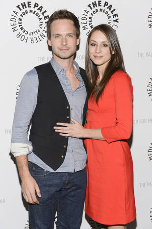When Are Troian Bellisario and Patrick J. Adams Getting Married? The Pretty Little Liars Star Says…