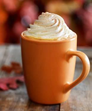 ATTENTION: Starbucks Pumpkin Spice Lattes Contain No Actual Pumpkin!