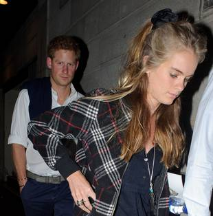 Prince Harry May Marry Girlfriend Cressida Bonas in 2014, Friends Say (REPORT)