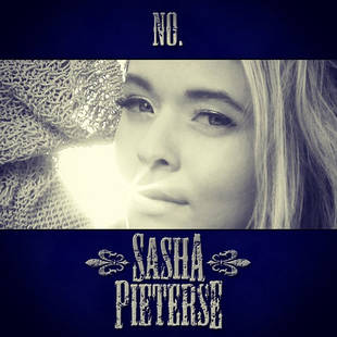 Pretty Little Liars Star Sasha Pieterse Announces New Single — Check Out the Cover Art! (PHOTO)