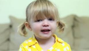 2-Year Old's Touching Birthday Message For Mom Is the Most Adorable Thing Ever (VIDEO)