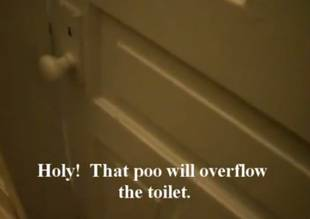 Boy Details His Epic Poop and It's Actually Funny (VIDEO)
