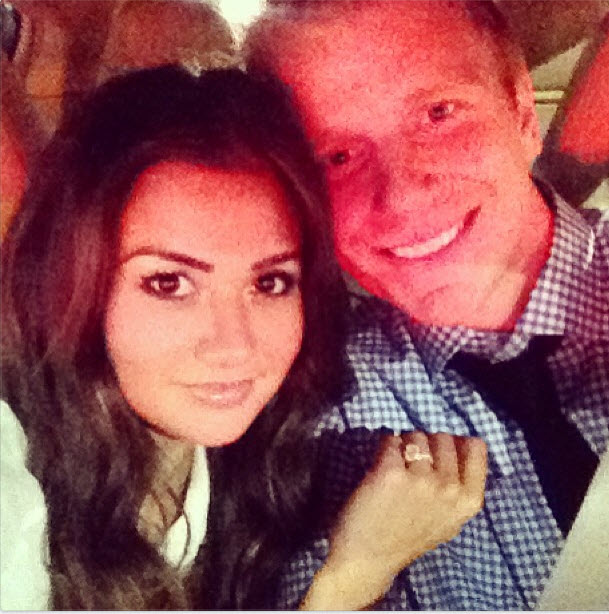 Tony Pieper Congratulates Sean Lowe on His Wedding Announcement! Exclusive