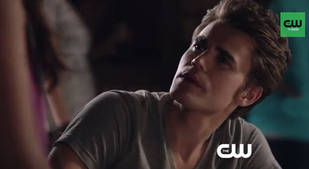The Vampire Diaries Season 5 Sneak Peek: Stefan Catches Up on the Last 200 Years (VIDEO)