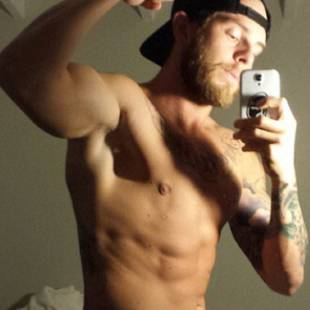 Tamra Barney's Son Ryan Shows Off Sexy Chiseled Abs (PHOTO)