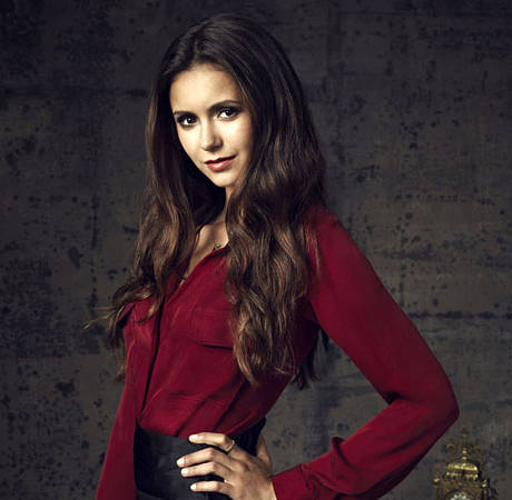 Nina Dobrev Has a Fist Fight With Which Vampire Diaries Co-Star? Check Out the Photo!
