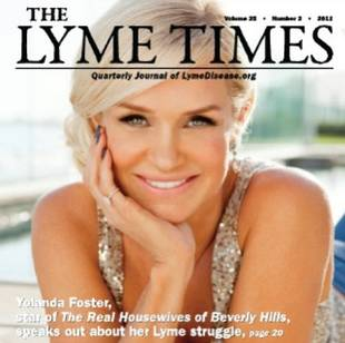 Yolanda Foster Looks Stunning on the Cover of The Lyme Times (PHOTO)