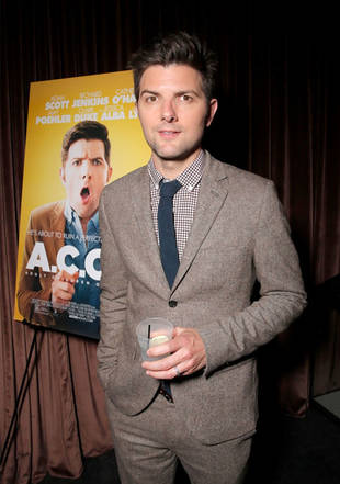 Parks and Rec Star Adam Scott Reveals His Secret For a Happy Marriage