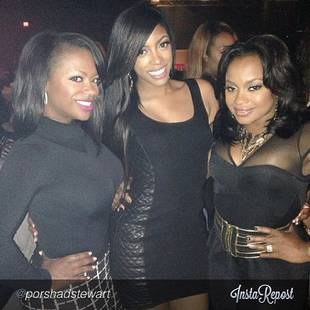 Is Porsha Stewart In Kandi Burruss's Play, A Mother's Love?