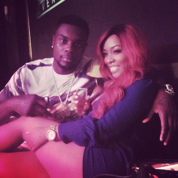 Love & Hip Hop Atlanta's K. Michelle and NBA Boyfriend Split!