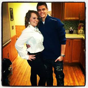 Catelynn Lowell and Tyler Baltierra Enjoy Romantic Weekend In Detroit!