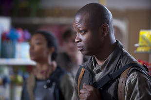 The Walking Dead Season 4: Can We Trust Bob Stookey? Robert Kirkman Weighs In!