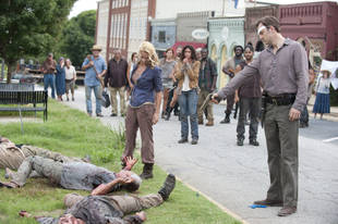 "The Walking Dead Season 4: David Morrissey on How The Governor Will Deal With His ""Terrible"" Past"